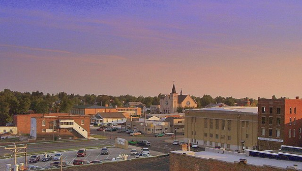 Moberly Twilight